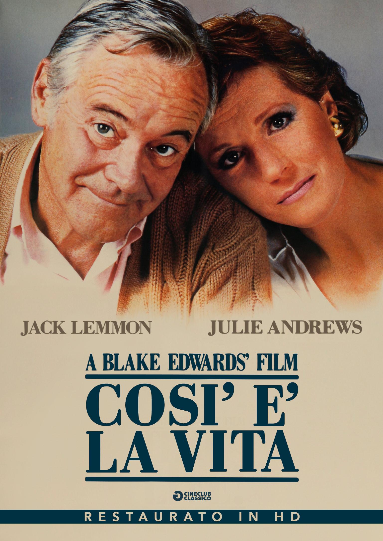 COSI' E' LA VITA (RESTAURATO IN HD) (DVD)