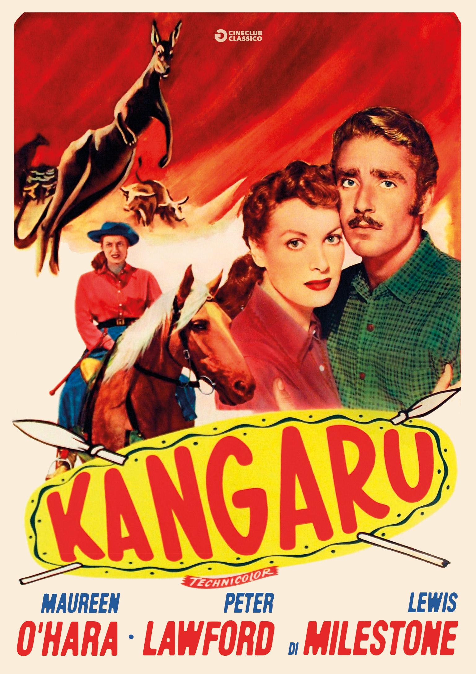 KANGARU' (DVD)