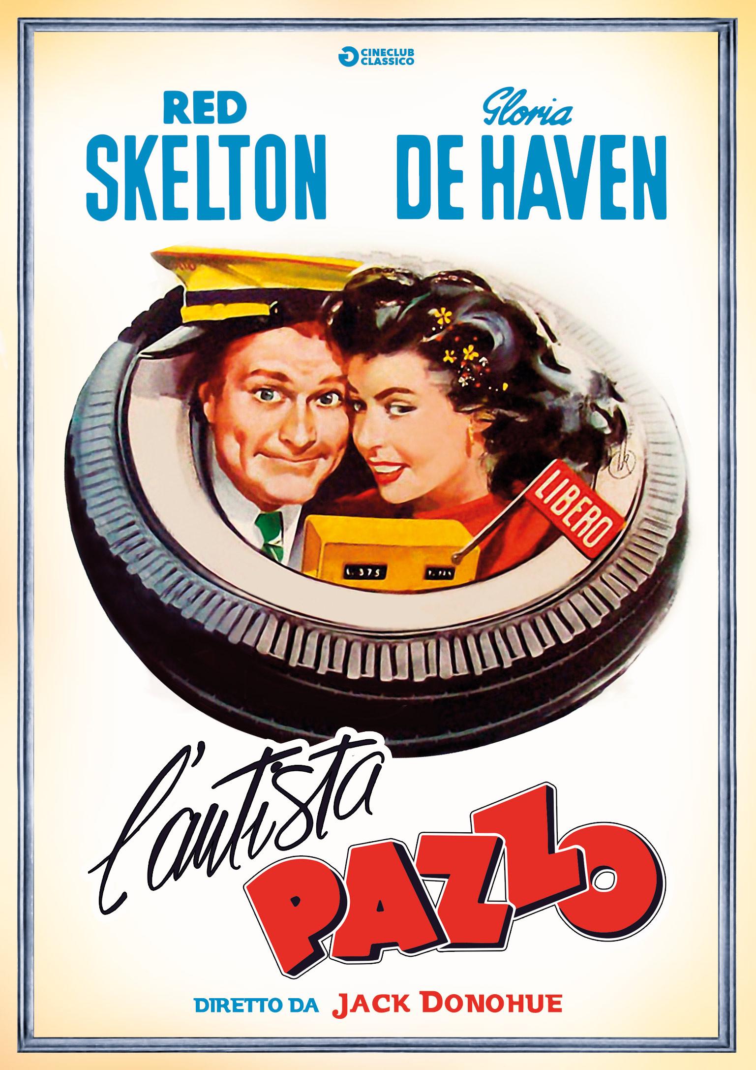 L'AUTISTA PAZZO (DVD)