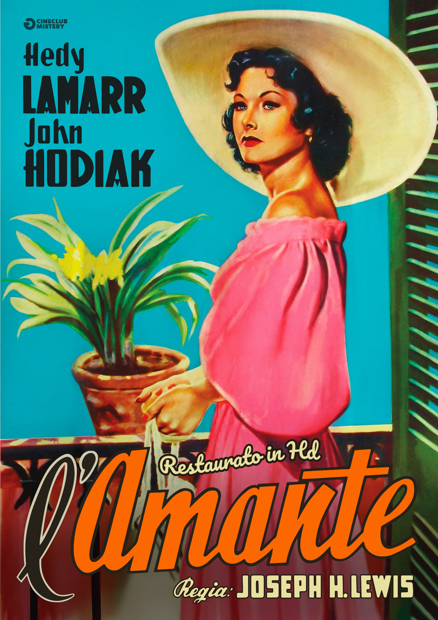 L'AMANTE -1950- (RESTAURATO IN HD) (DVD)