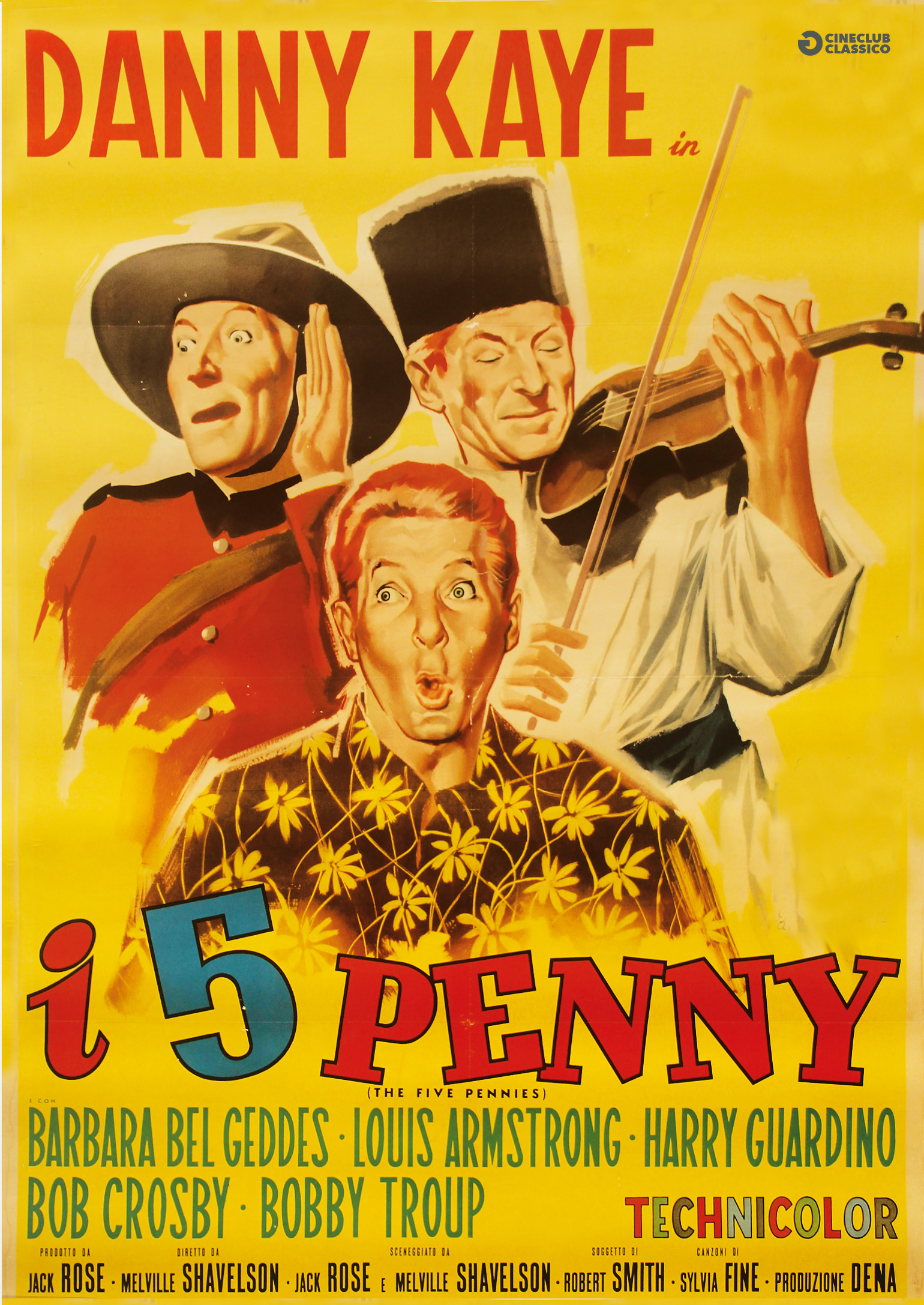 I CINQUE PENNY (RESTAURATO IN HD) (DVD)