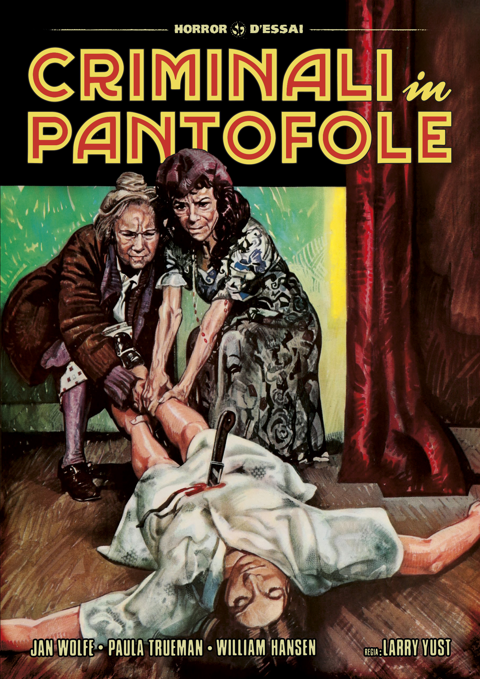 CRIMINALI IN PANTOFOLE (DVD)