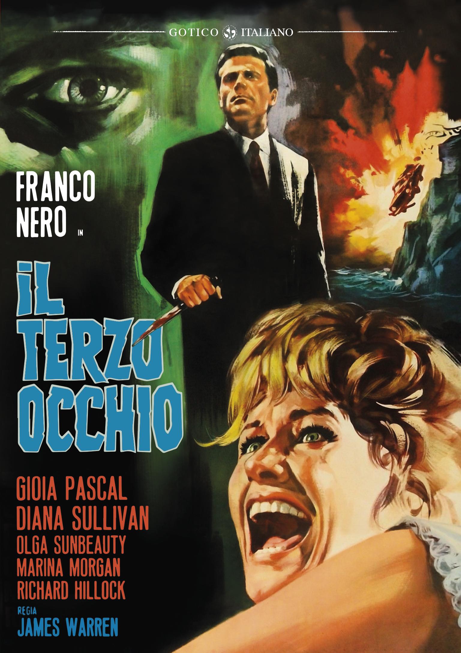 IL TERZO OCCHIO (DVD)