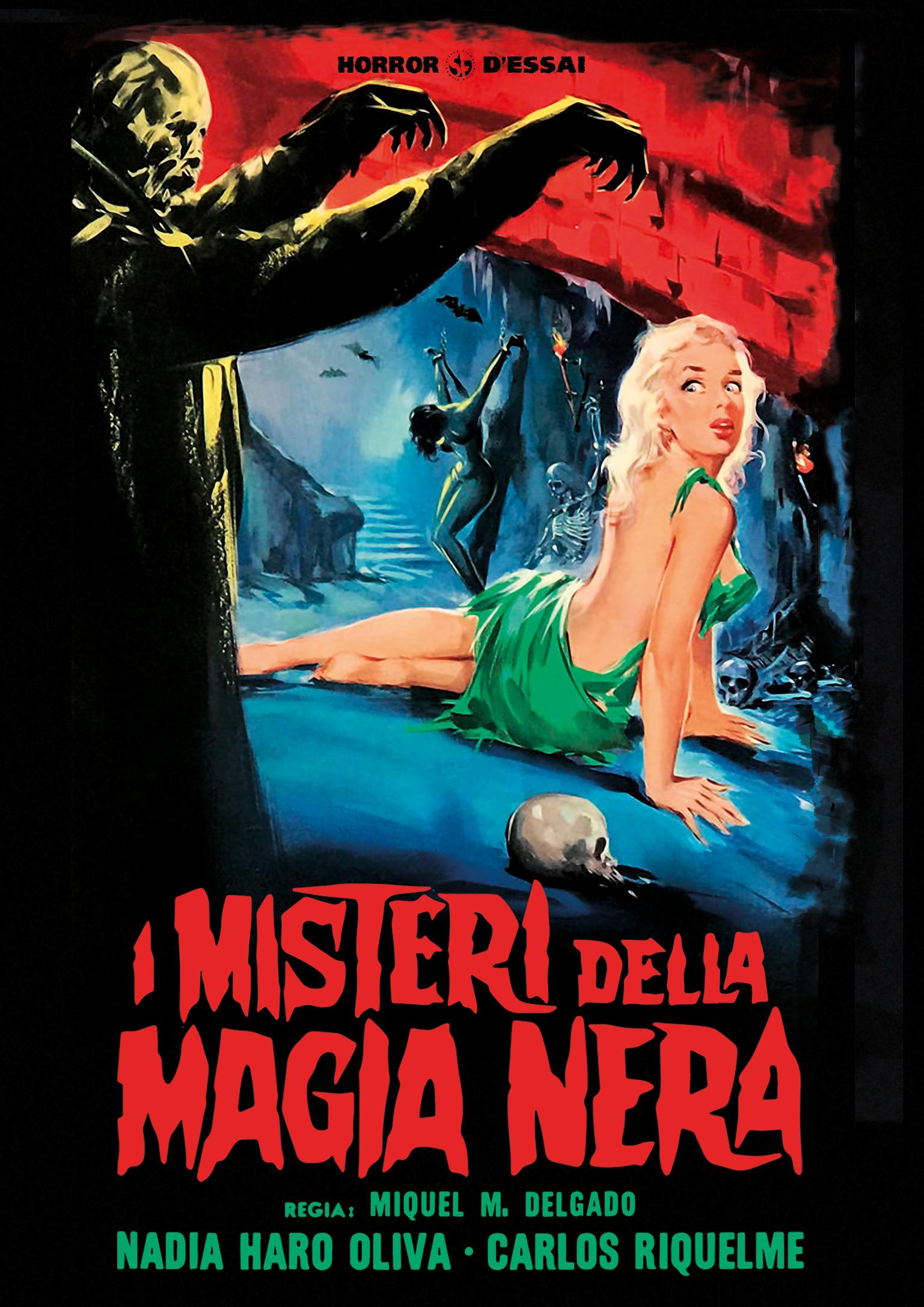 I MISTERI DELLA MAGIA NERA (DVD)