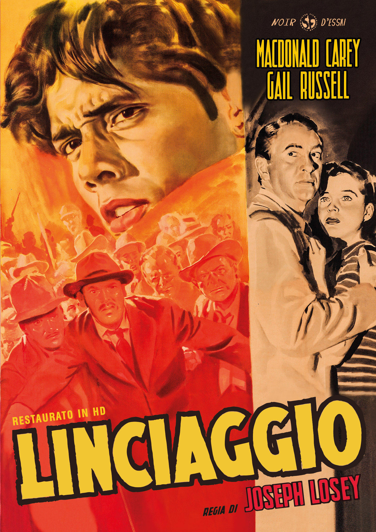LINCIAGGIO (RESTAURATO IN HD) (DVD)