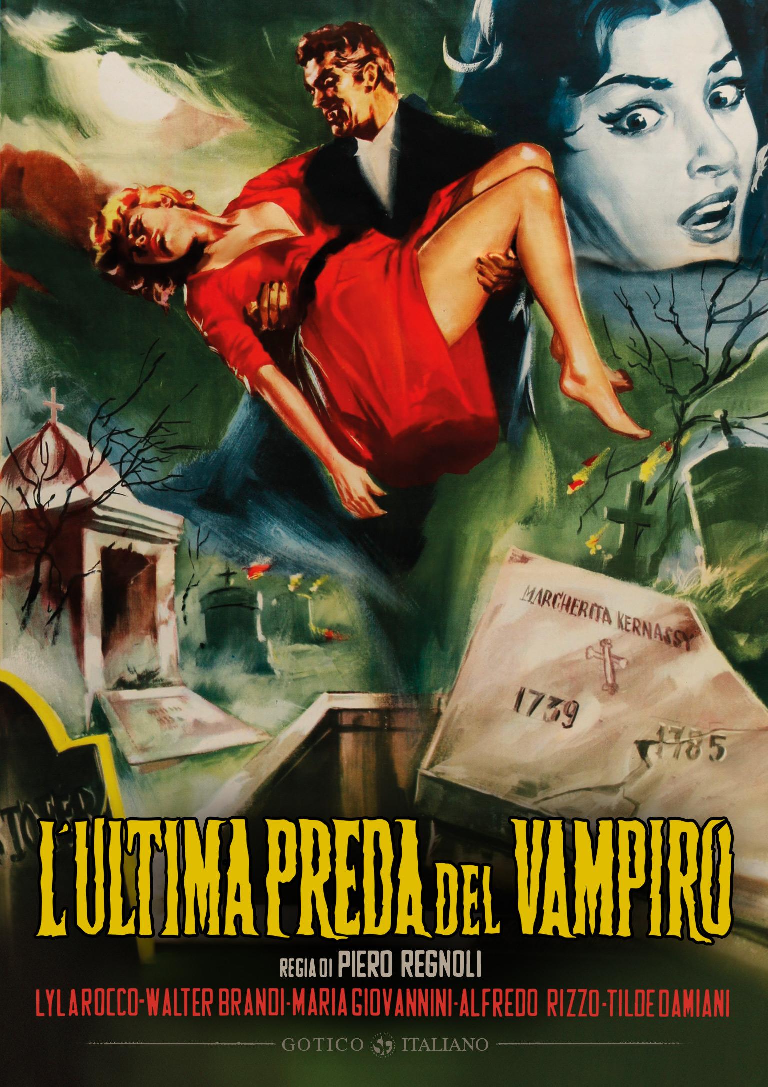 L'ULTIMA PREDA DEL VAMPIRO (DVD)