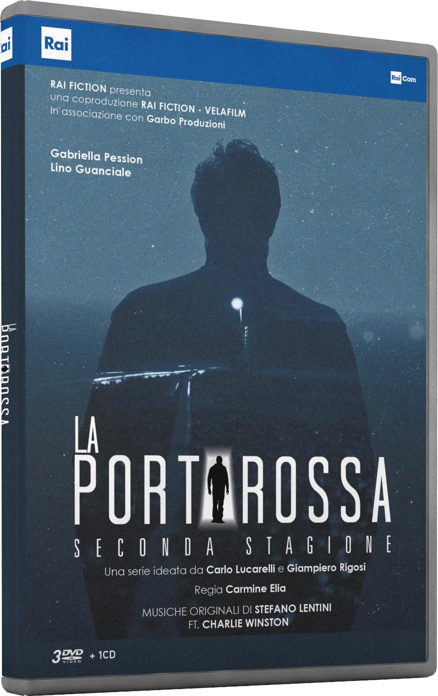 COF.LA PORTA ROSSA 2 (3 DVD+CD) (DVD)