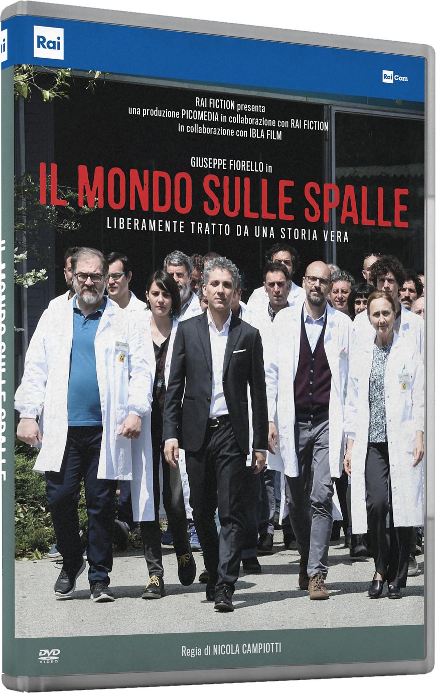 IL MONDO SULLE SPALLE (DVD)