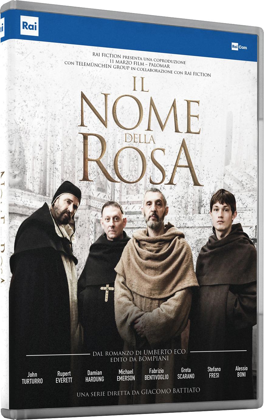 COF.IL NOME DELLA ROSA (4 DVD) (DVD)