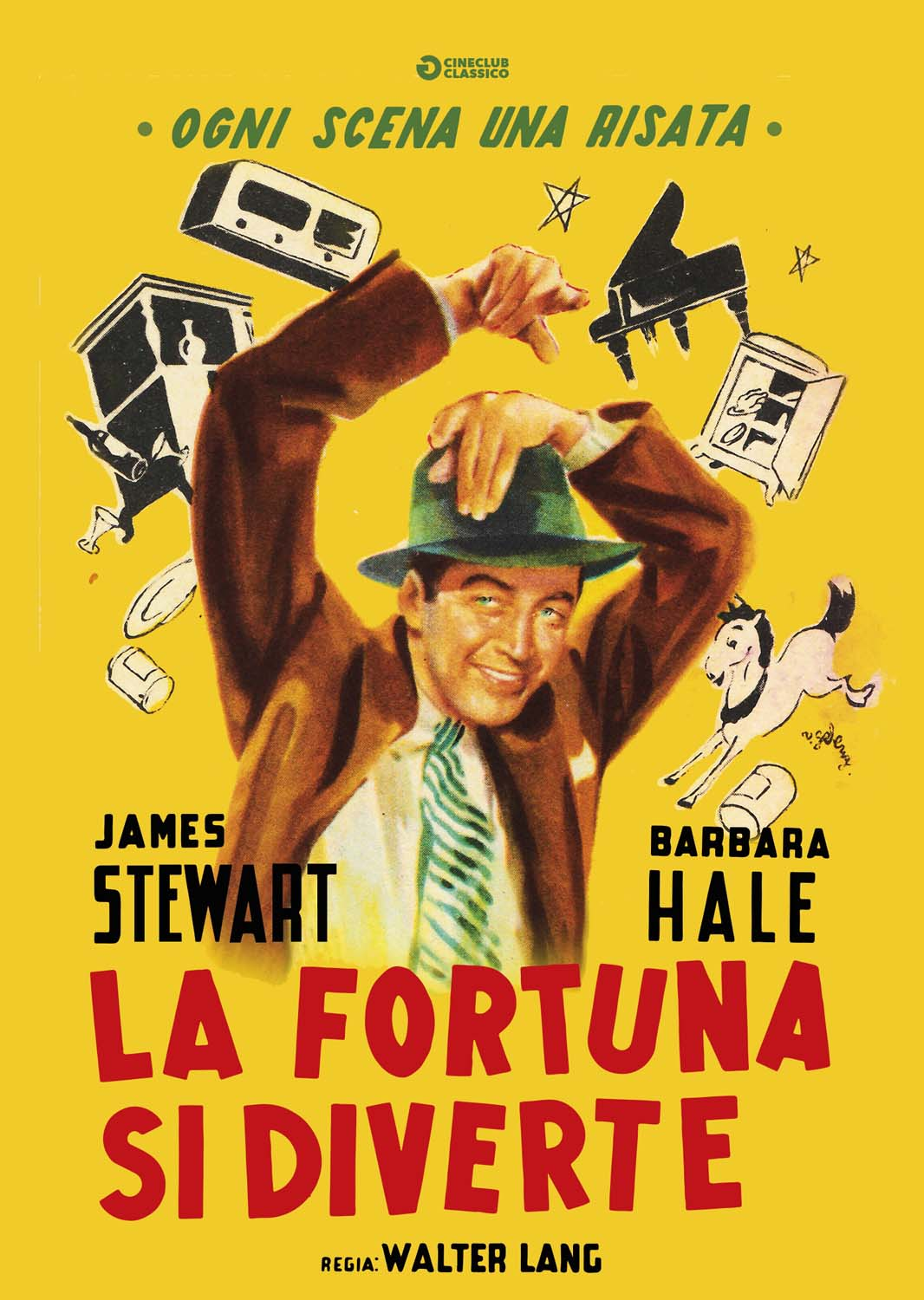 LA FORTUNA SI DIVERTE (DVD)