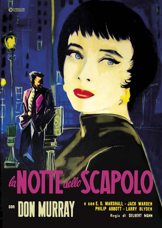 LA NOTTE DELLO SCAPOLO (DVD)