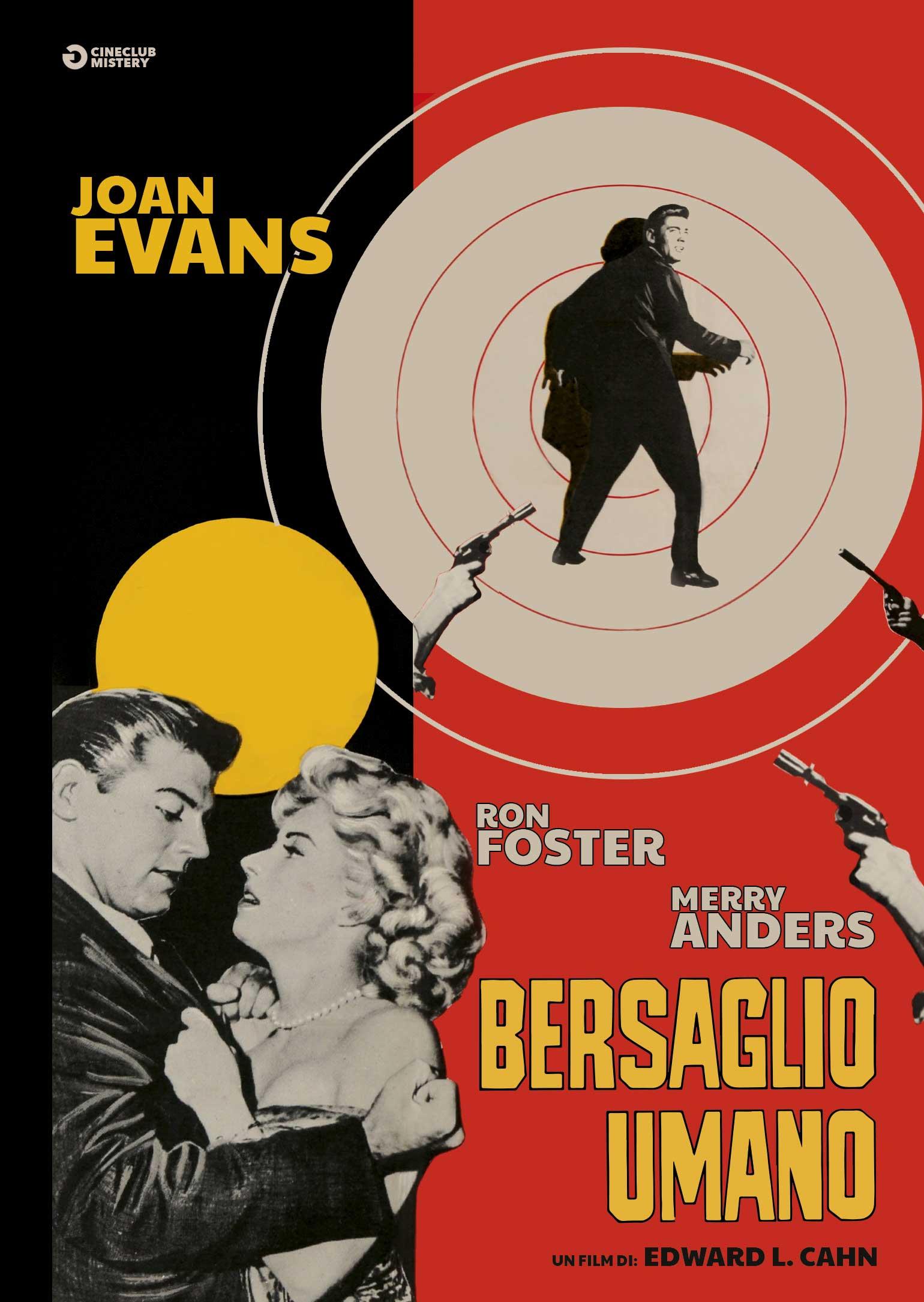 BERSAGLIO UMANO (DVD)