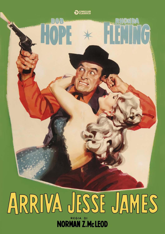 ARRIVA JESSE JAMES (DVD)