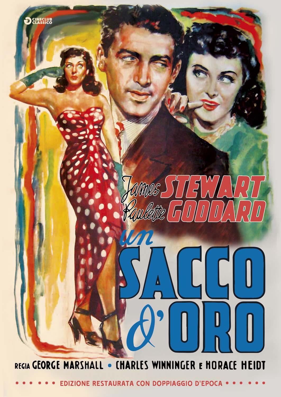 UN SACCO D'ORO (EDIZIONE RESTAURATA) (DVD)