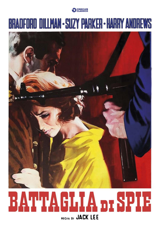 BATTAGLIA DI SPIE (DVD)
