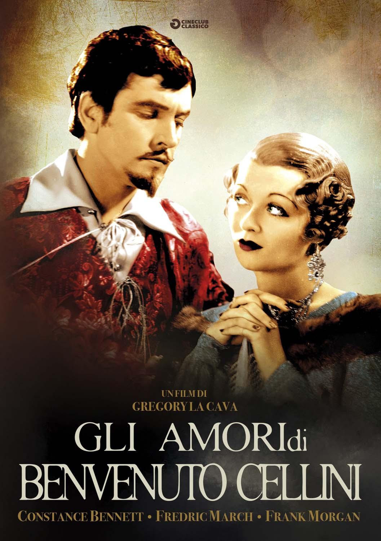 AMORI DI BENVENUTO CELLINI (DVD)