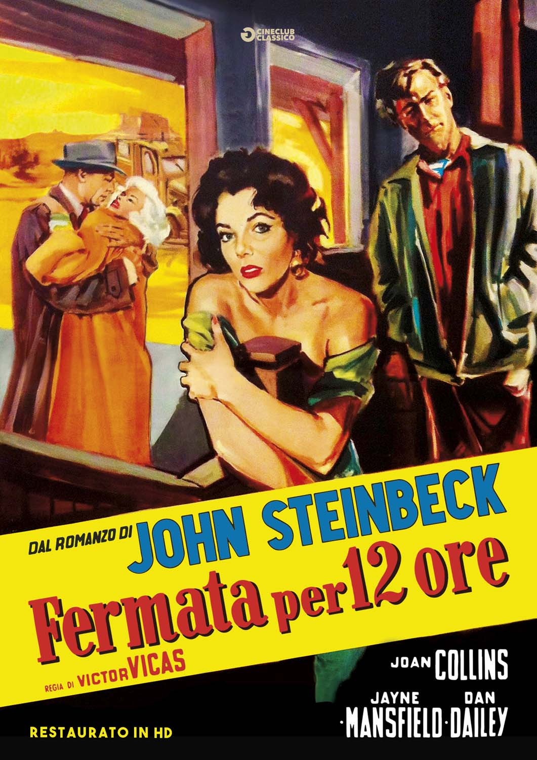 FERMATA PER 12 ORE (RESTAURATO IN HD) (DVD)