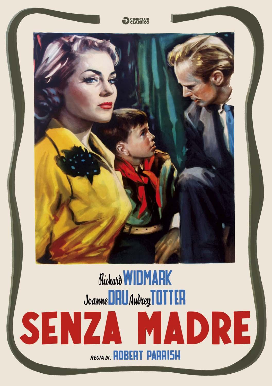 SENZA MADRE (DVD)