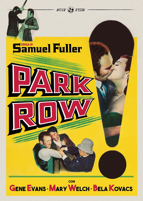 PARK ROW (DVD)