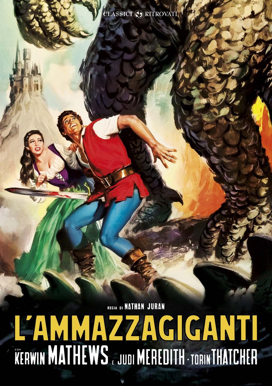 L'AMMAZZAGIGANTI (DVD)