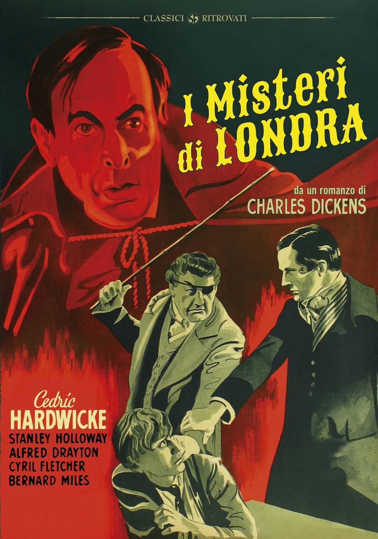 I MISTERI DI LONDRA (DVD)