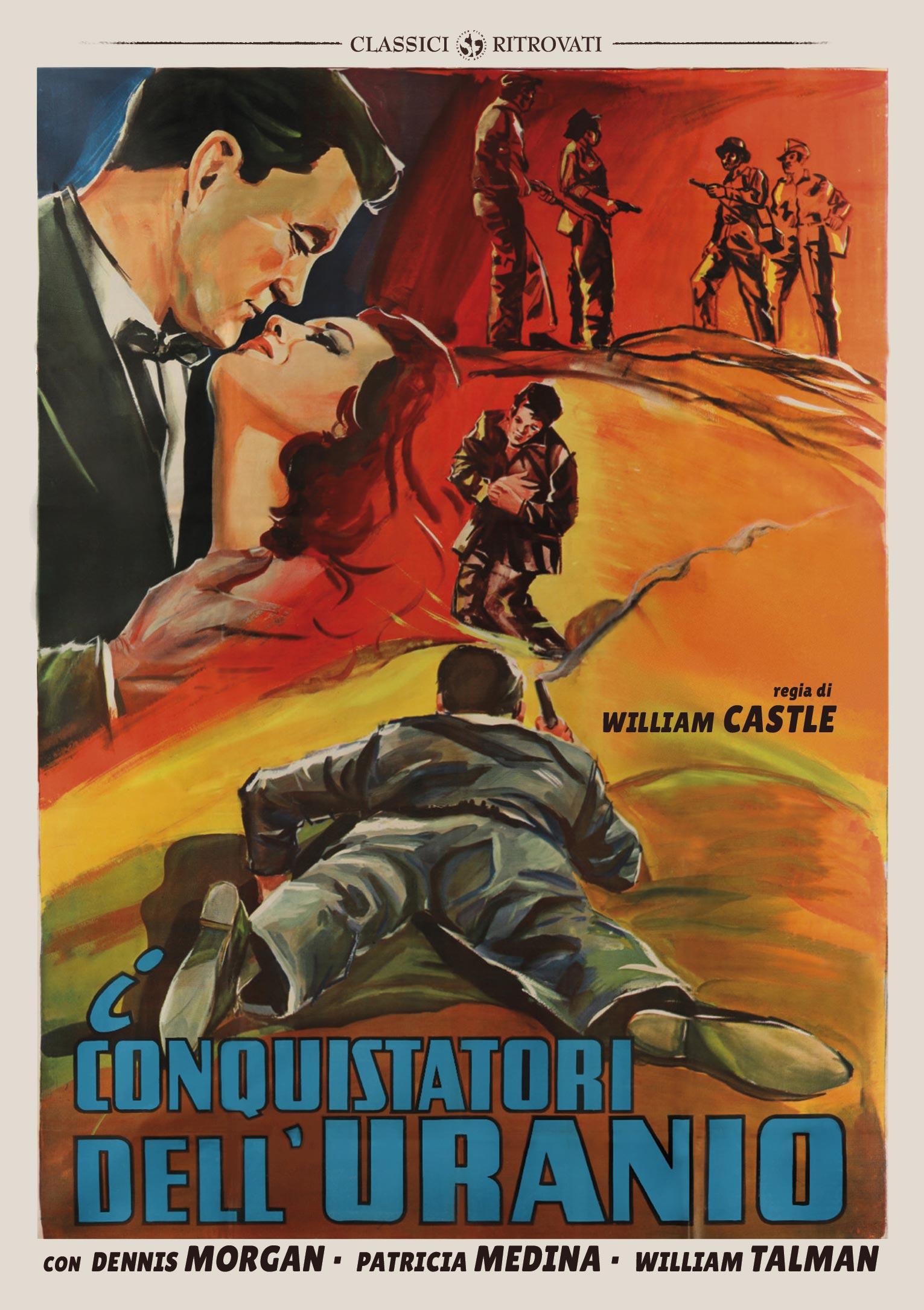I CONQUISTATORI DELL'URANIO (DVD)