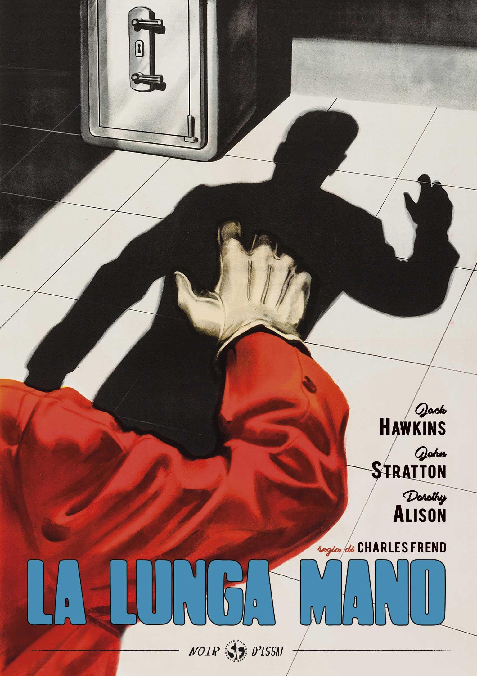 LA LUNGA MANO (DVD)