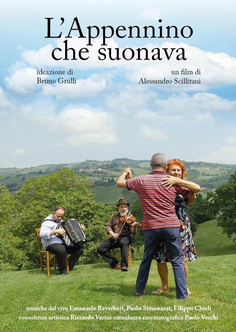 L'APPENNINO CHE SUONAVA (DVD)
