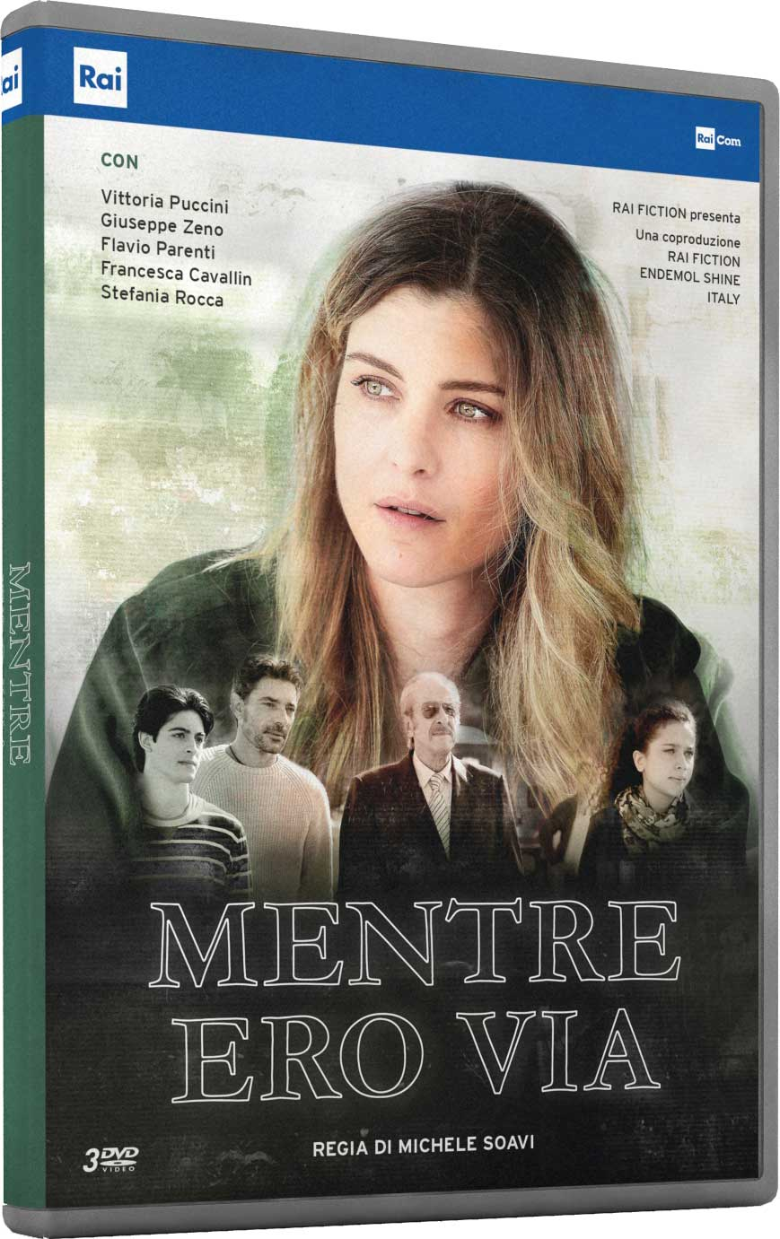 COF.MENTRE ERO VIA (3 DVD) (DVD)