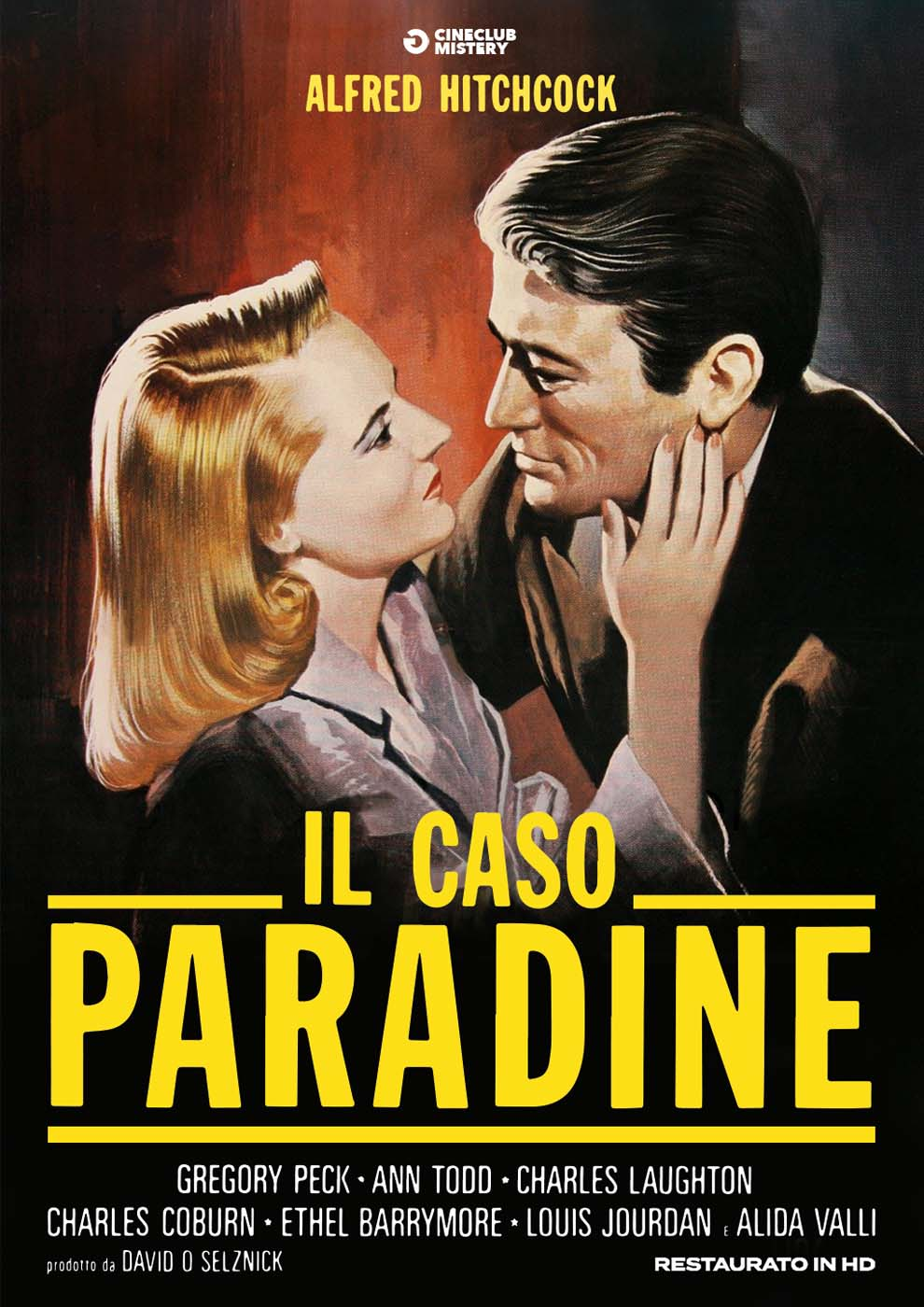 IL CASO PARADINE (RESTAURATO IN HD) (DVD)