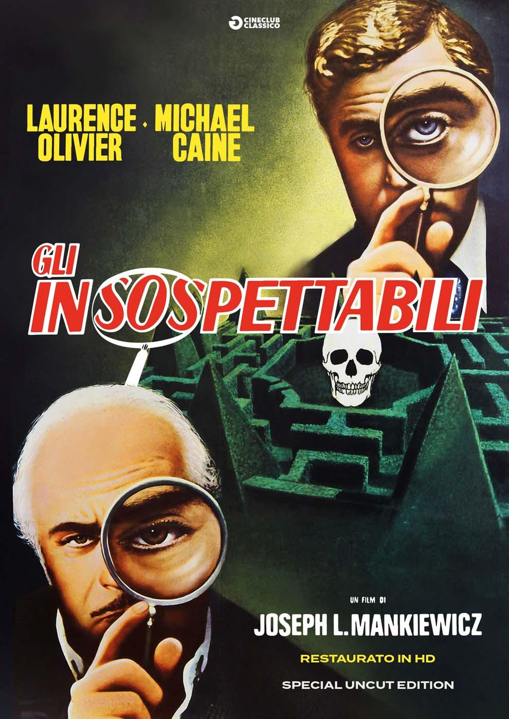 GLI INSOSPETTABILI (RESTAURATO IN HD) (DVD)