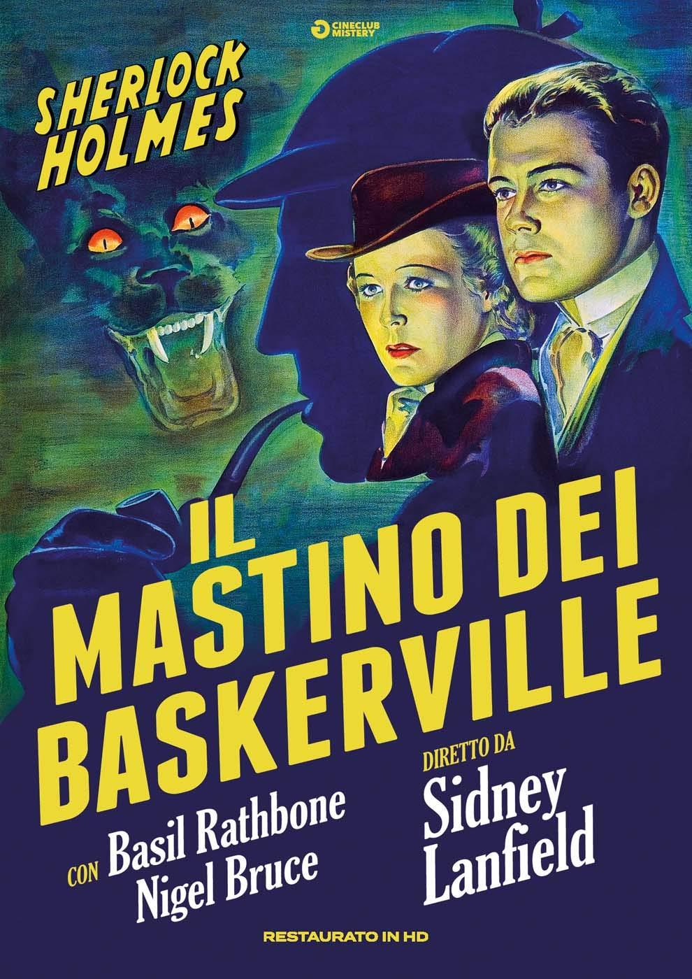SHERLOCK HOLMES - IL MASTINO DEI BASKERVILLE (RESTAURATO IN HD)