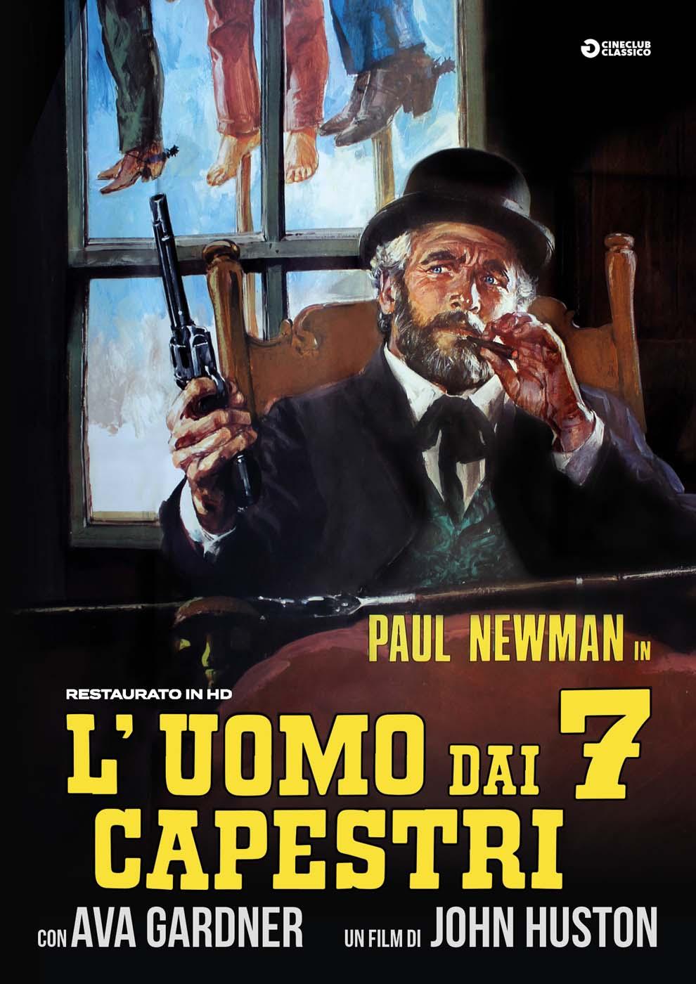 L'UOMO DEI SETTE CAPESTRI (RESTAURATO IN HD) (DVD)