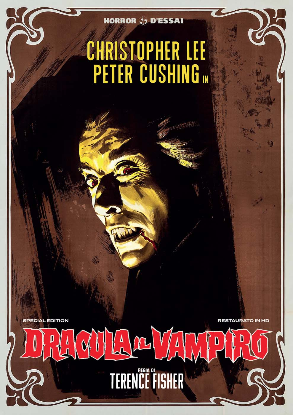 DRACULA IL VAMPIRO - SPECIAL EDITION (RESTAURATO IN HD) (DVD)