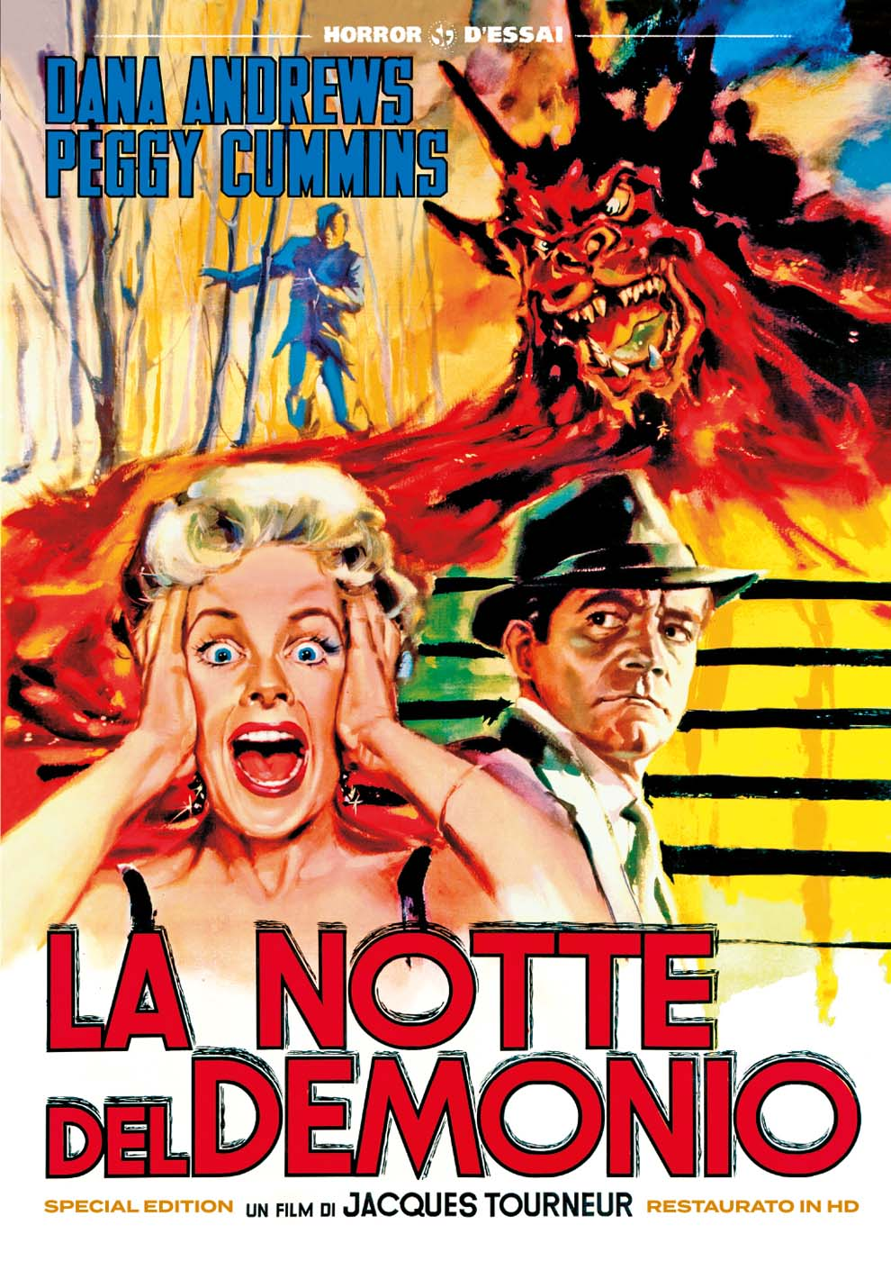 LA NOTTE DEL DEMONIO - SPECIAL EDITION (RESTAURATO IN HD) (DVD)
