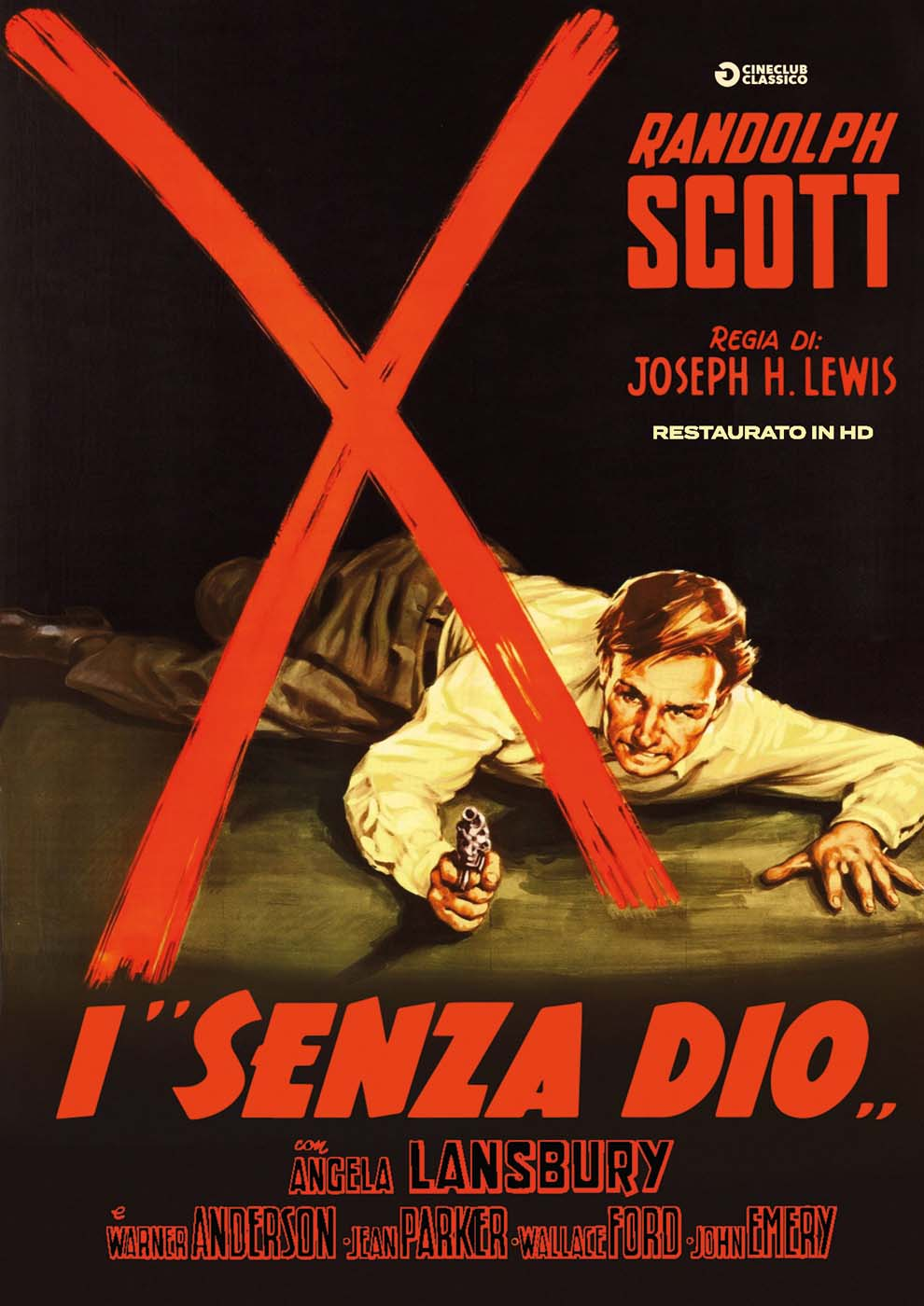I SENZA DIO (RESTAURATO IN HD) (DVD)