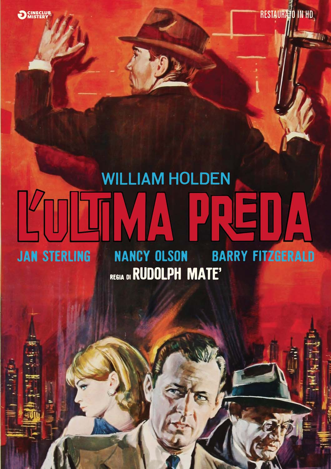 L'ULTIMA PREDA (RESTAURATO IN HD) (DVD)