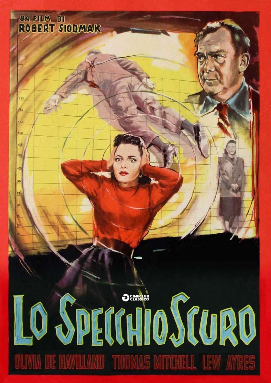 LO SPECCHIO SCURO (RESTAURATO IN HD) (DVD)