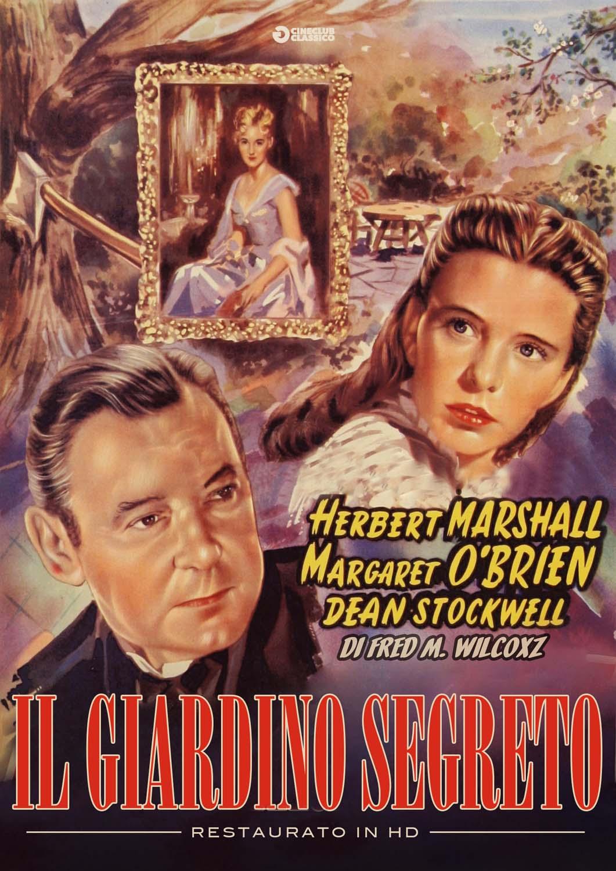 IL GIARDINO SEGRETO (RESTAURATO IN HD) (DVD)