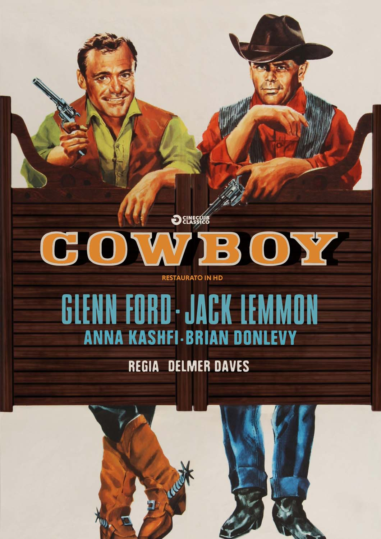COWBOY (RESTAURATO IN HD) (DVD)