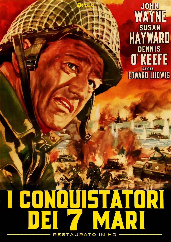 I CONQUISTATORI DEI SETTE MARI (RESTAURATO IN HD) (DVD)