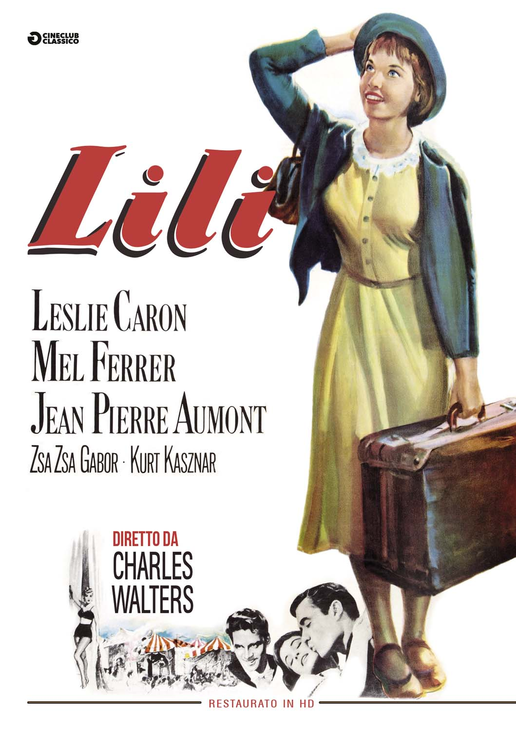 LILI (RESTAURATO IN HD) (DVD)