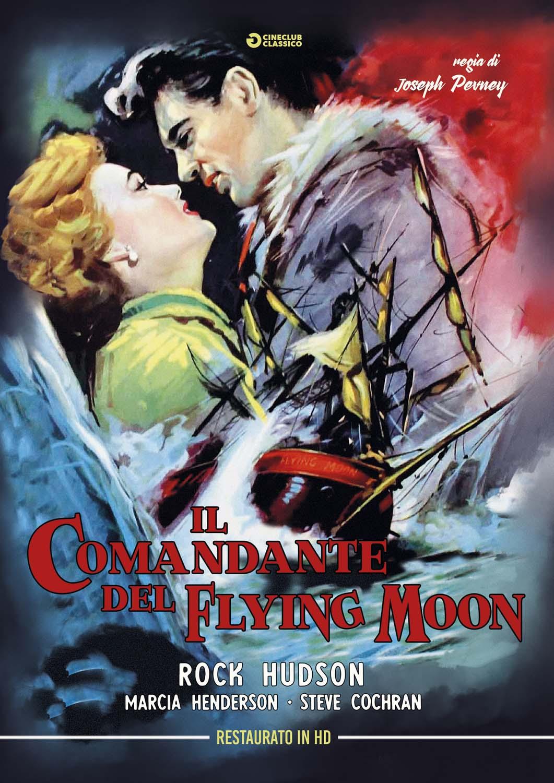 IL COMANDANTE DEL FLYING MOON (RESTAURATO IN HD) (DVD)
