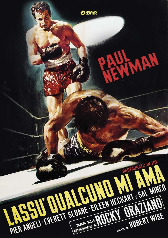 LASSU' QUALCUNO MI AMA (RESTAURATO IN HD) (DVD)