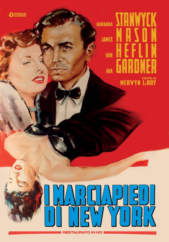 I MARCIAPIEDI DI NEW YORK (RESTAURATO IN HD) (DVD)