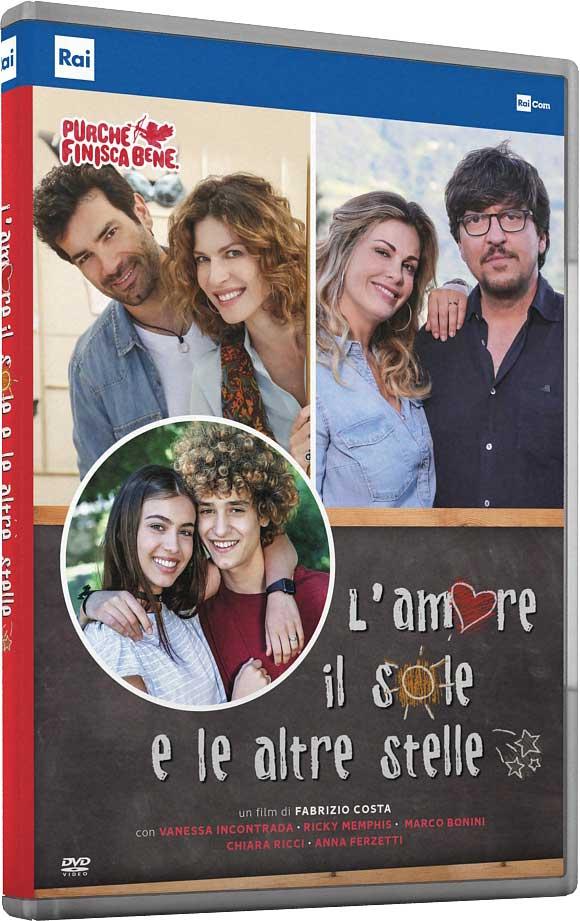 L'AMORE IL SOLE E LE ALTRE STELLE (DVD)