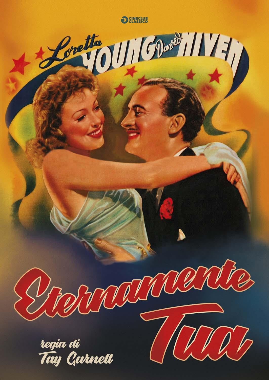 ETERNAMENTE TUA (DVD)