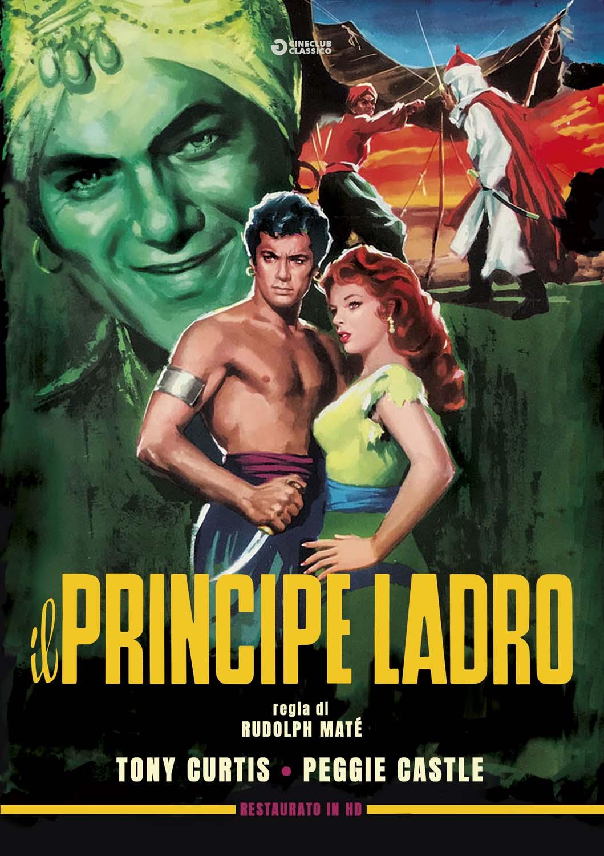 IL PRINCIPE LADRO (RESTAURATO IN HD) (DVD)