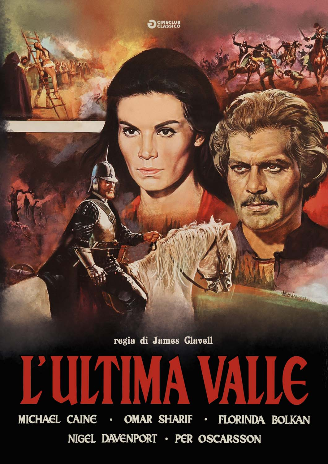 L'ULTIMA VALLE (DVD)