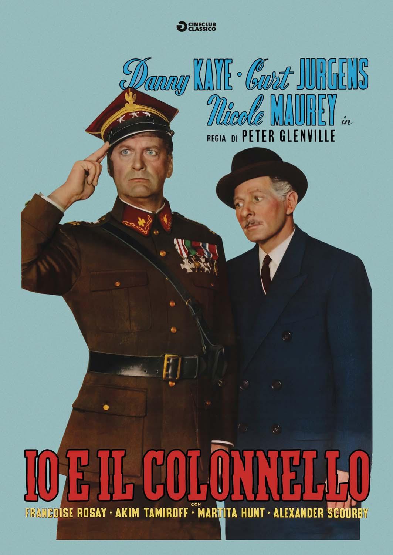 IO E IL COLONNELLO (DVD)